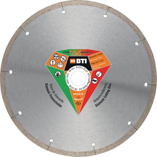 Diamant-Trennscheibe DTS CoolMax Speed Cut Ø 115 mm